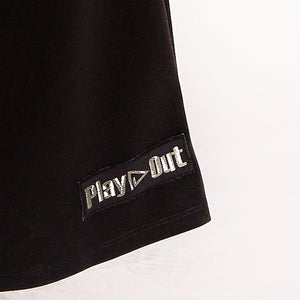 Play Out Apparel Close Up detail Logo Reed Pants XS-5X