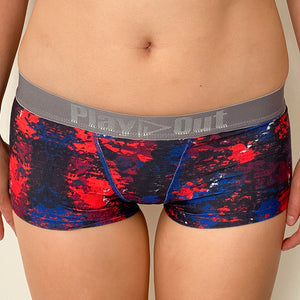 Play Out Apparel Harlow Boxer Brief Underwear Front