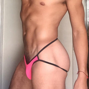 Play Out Apparel Pink Pouch Jock