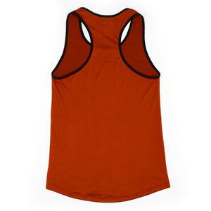 Copper Racerback Tank Top