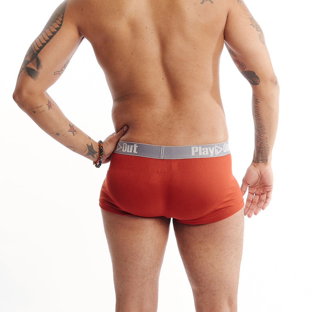 Copper Boxer Brief boxers underwear undies XS-5X comfort soft Play Out Apparel
