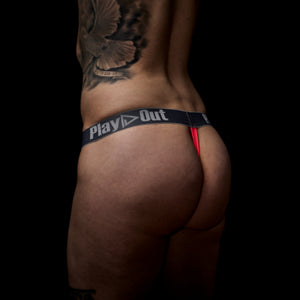 Zoe Bean X Play Out Low Rise Thong