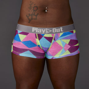 Geo Multi Low Rise Boxer Brief