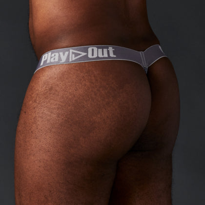 Pouch Thongs - Gender Free Underwear - Play Out - Play Out Underwear