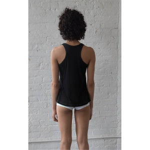 Racerback Tank - Black & Green