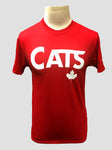 "2020 RED ""CATS"" Unisex Cotton T-Shirt"