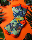 Jungle Boogie Youth Socks