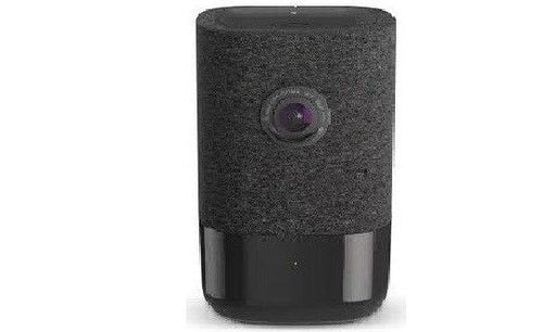180 Degree View HD Camera w Zoom & Two Way Audio by Alarm.com for DIY DSC iotega