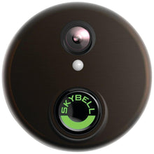 Load image into Gallery viewer, SkyBell HD Edition by Alarm.com Wi-Fi Doorbell Camera for DIY DSC iotega
