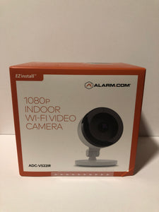 1080P INDOOR WI-FI VIDEO CAMERA by Alarm.com for DIY DSC iotega