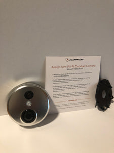 SkyBell HD Edition by Alarm.com Wi-Fi Doorbell Camera