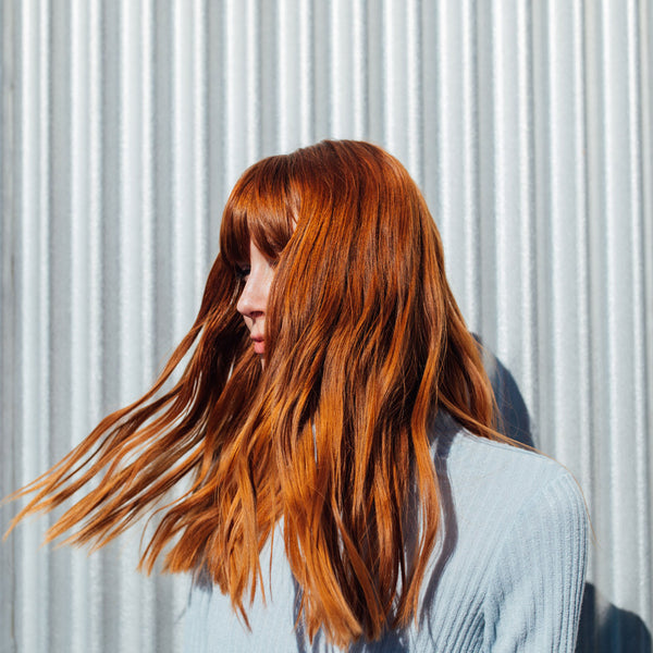 How to style side, curtain, and other types of bangs
