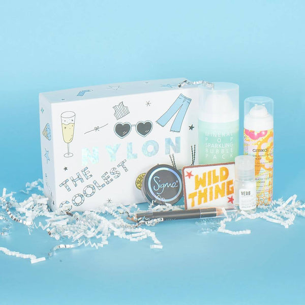 From the Web: August #NYLONBOX featuring Ghost Oil