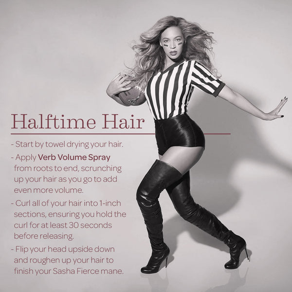 How to: Halftime Hair (Bey is Bae)