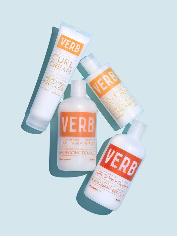 Meet the Verb Curl Collection