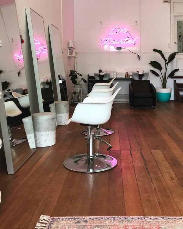 Salons We Love: Los Pastel