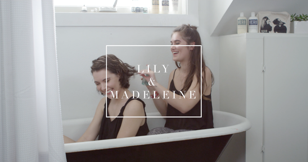 Suds & Sounds: Music Video from Lily & Madeleine