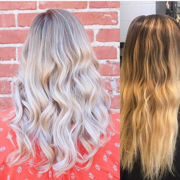 Insta Inspo: Dramatic Hair Color Transformations