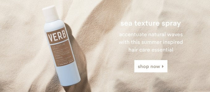 shop verb sea texture spray