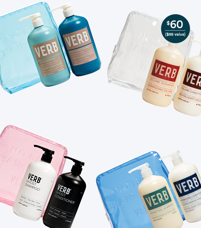 Verb Products | Salon-Quality Hair Care and Styling Tools