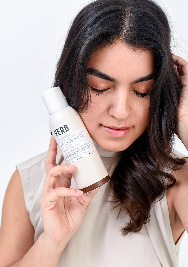 Verb Dry Shampoo Dark hair
