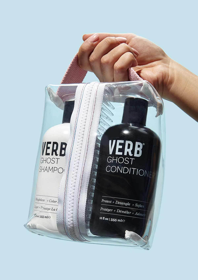 Verb Ghost Duo - Shampoo and Conditioner Set