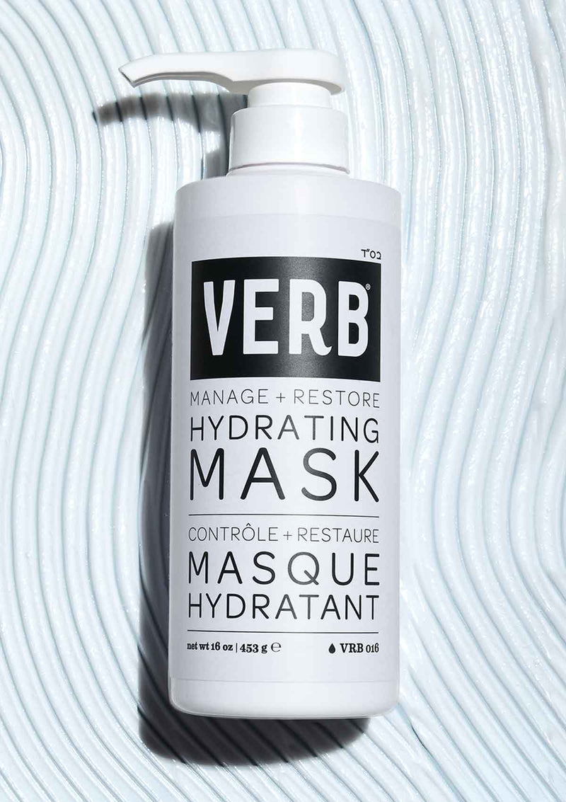 hydrating mask | 16 oz