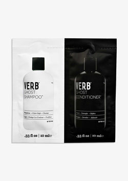 Verb Ghost Shampoo and Conditioner Packette