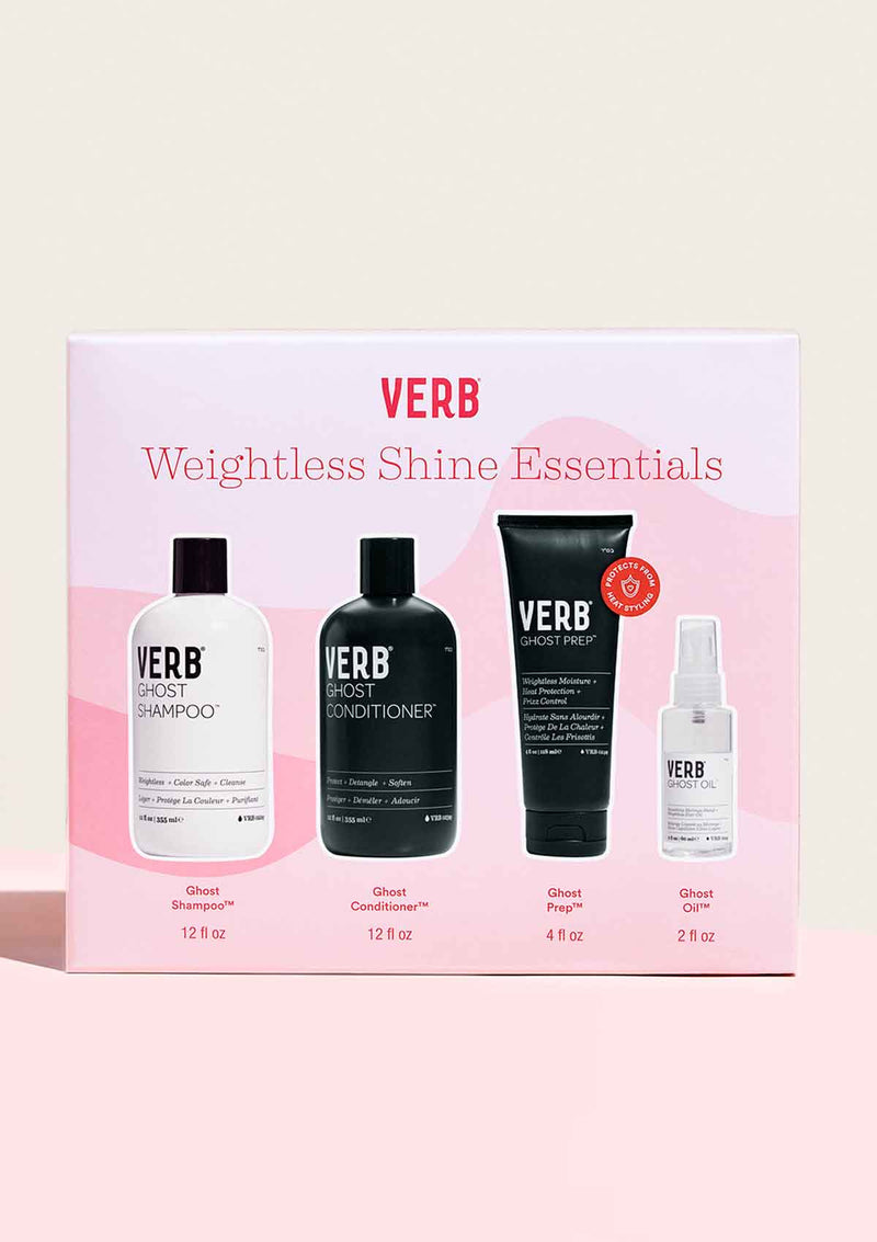 Verb Weightless Shine Essentials Kit