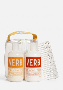 Verb Curl Duo - Shampoo and Conditioner Set