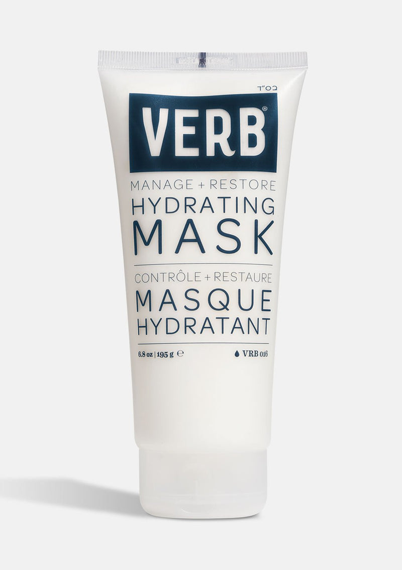 Hydrating Mask on grey background