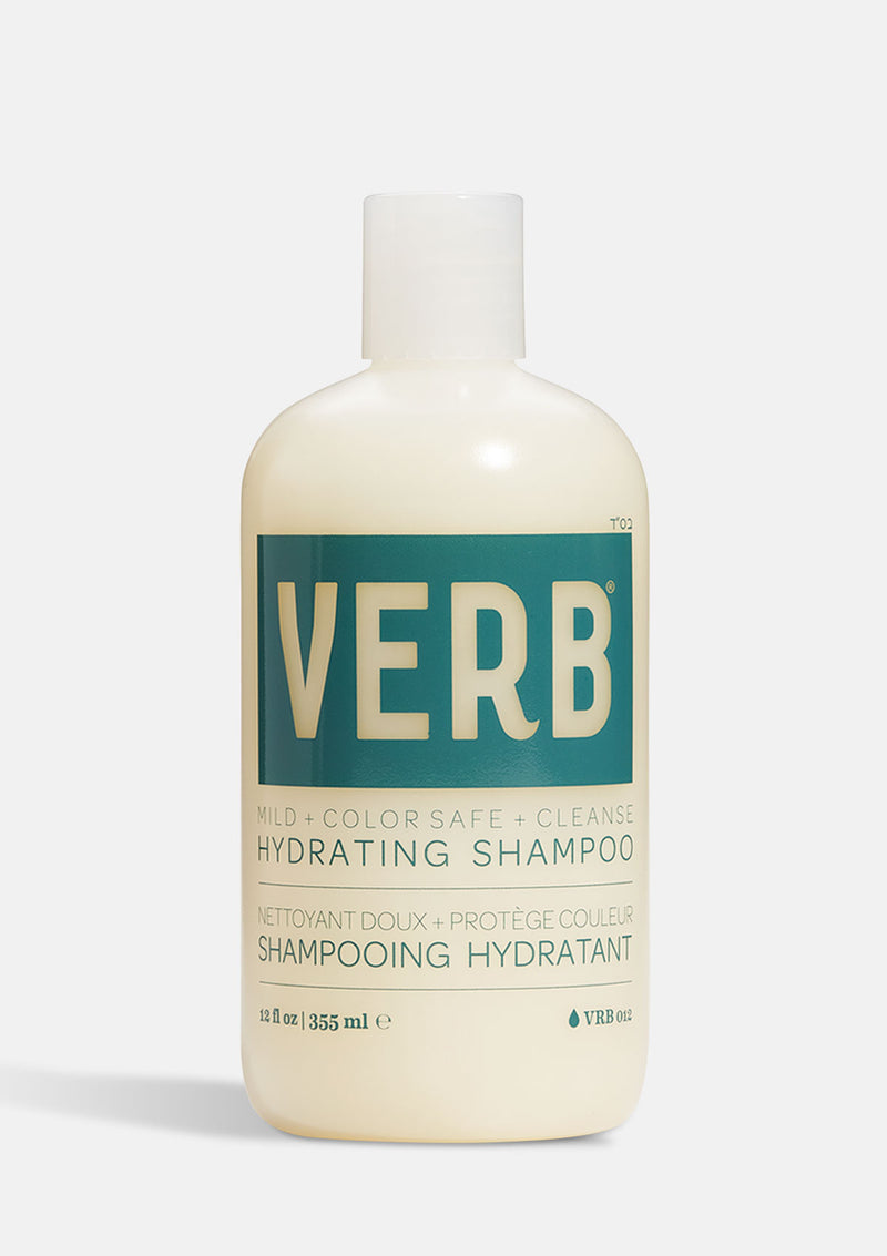 Verb Hydrating Shampoo on grey