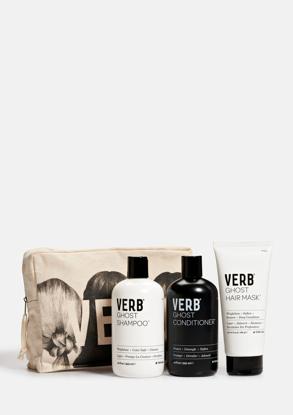 Verb No Bad Hair Days Kit