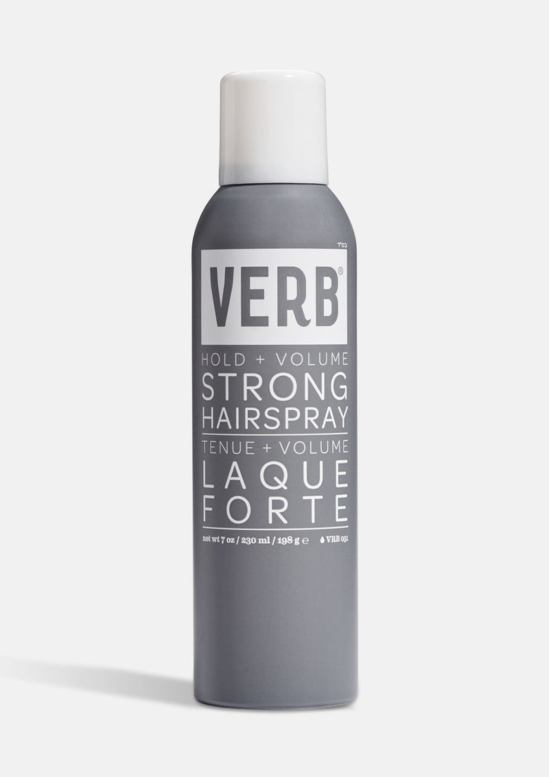 strong hairspray | 7 oz