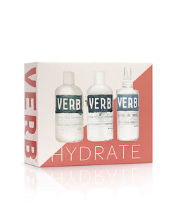 Hydrate with Verb