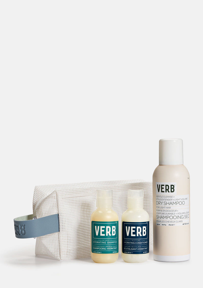Verb Wash + Go: Dry Shampoo Light