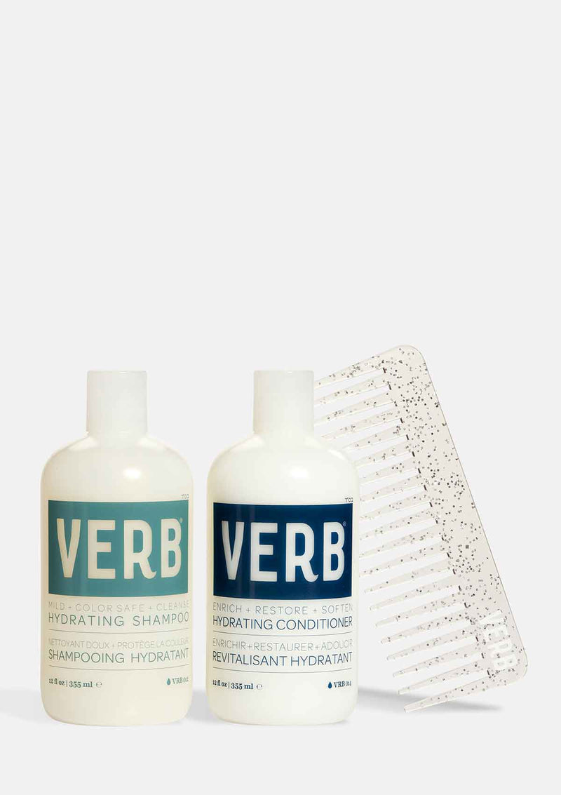 Verb Replenish and Hydrate Duo