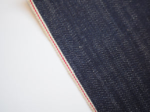 15oz Indigo Slub Selvedge Denim (Custom Jacket)