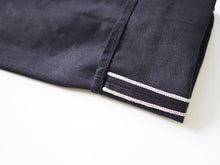 Load image into Gallery viewer, 14oz Indigo x Black Selvedge Denim (Custom Jean)