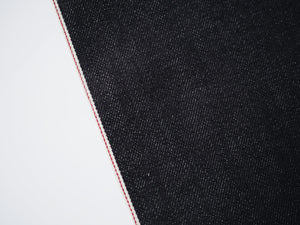 12oz Indigo Stretch Selvedge Denim (Custom Jacket)