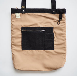 Utility Tote Bag V2 (14oz Indigo Denim)