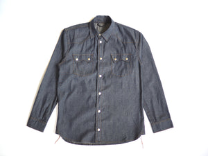 6oz Indigo Chambray (Custom Shirt)