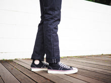 Load image into Gallery viewer, 14oz Indigo Wabash Selvedge Denim (Custom Jean)