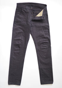 14oz Indigo Wabash Selvedge Denim (Custom Jean)