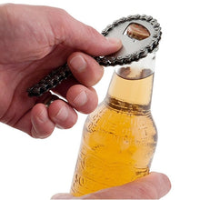 Load image into Gallery viewer, Bike Chain Bottle Opener