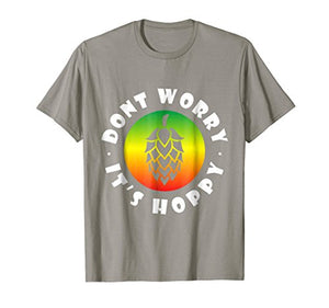 """Don't Worry It's Hoppy"" T-Shirt"