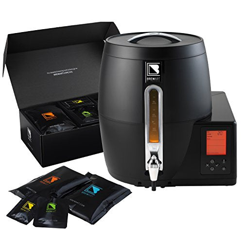 BeerDroid Fully Automated Beer Brewing System with American Pale Ale BrewPrint
