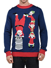 Load image into Gallery viewer, Santa's Little Helpers - Ugly Christmas Sweater