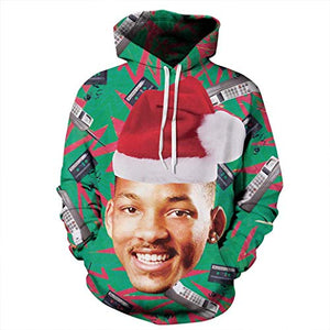 Fresh Prince Ugly Christmas Sweater/Hoodie