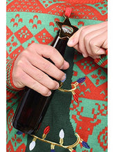 Load image into Gallery viewer, Bottle Opener Ugly Christmas Sweater